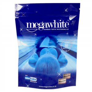 Mega White Sunbed Teeth Whitening Kit